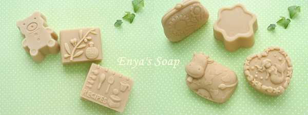 pure baby皂