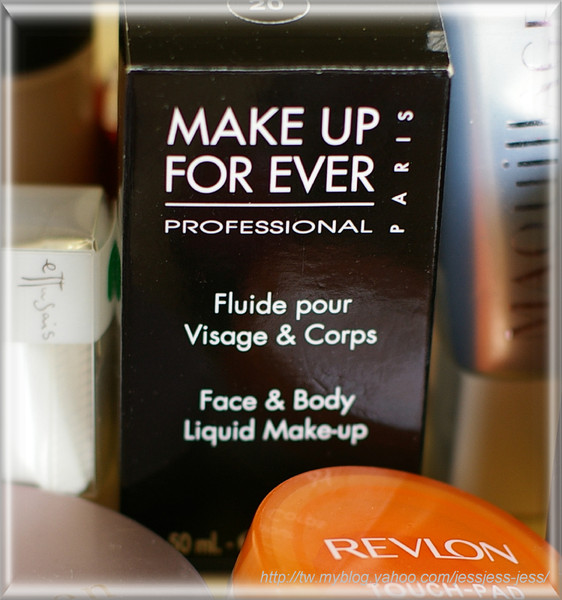 MAKE UP FOR EVER 粉底液