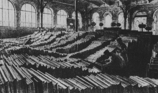 1871年,官方沙龍展退件作品堆積如山.jpg
