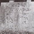 Van Gogh_Willem van Wijk的墓碑_(0023.226a).JPG