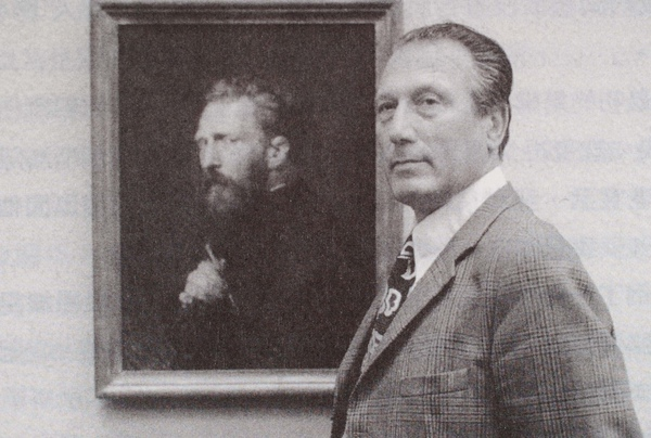 Van Gogh_Willy van Wijk(他可能是Vincent的孫子)_(0023.233a).JPG