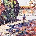 Kandinsky_1906_聖克勞德公園的騎士_33x24cm_(0062.49a.ppt).JPG