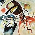 Kandinsky_1912_畫在黑色的圓拱之上_189x189cm._(0062.77a.ppt).JPG
