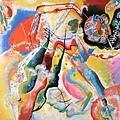 Kandinsky_1914_畫在紅點之上_130x130cm._(0062.83a.ppt).JPG