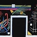 Kandinsky_1922_為Juryfreie展覽會所作的小型模型板_34.7x60cm._(0062.97a.ppt).JPG