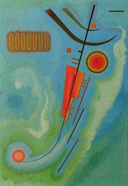 Kandinsky_1930_光線_69x48cm._(0062.119a.ppt).JPG