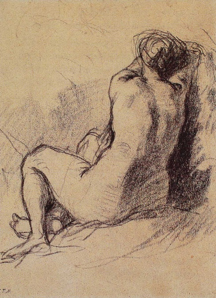Millet_1847-48c._Study of a nude from the rear_(0016.4b).JPG