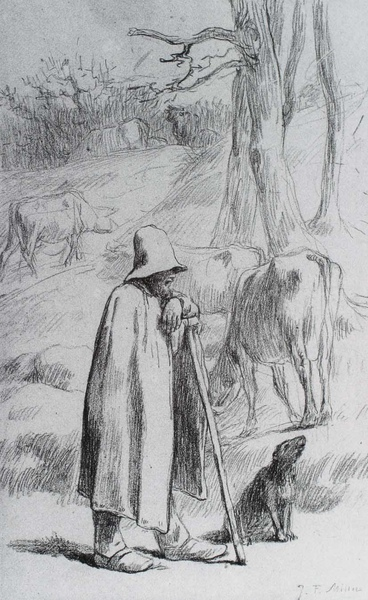 Millet_1847-49c._The cowherd_(0016.6b).JPG