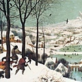 Pieter Bruegel the Elder_1565_Hunters in Snow_117x162cm.JPG