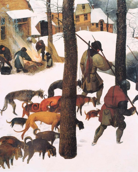 Pieter Bruegel the Elder_1565_Hunters in Snow_detail(1).JPG