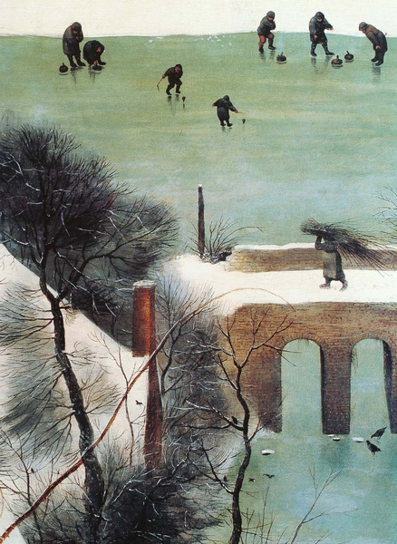 Pieter Bruegel the Elder_1565_Hunters in Snow_detail(3).JPG