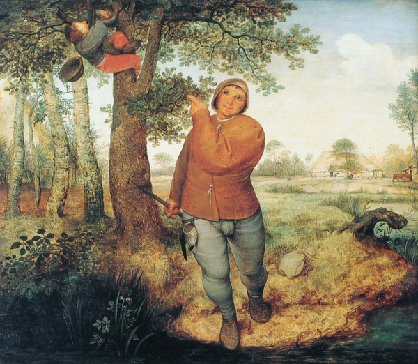 Pieter Bruegel the Elder_1568_Peasant and the  Nest Robber_59.3x68.3cm.JPG