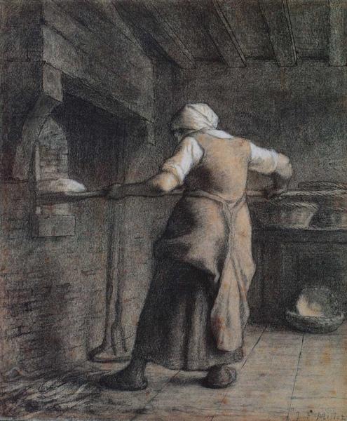 Millet_c.1852-56_Woman baking bread_(0016.38b).JPG