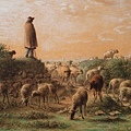 Millet_c.1863-66_Shepherd minding his his sheep_(0016.107a).JPG
