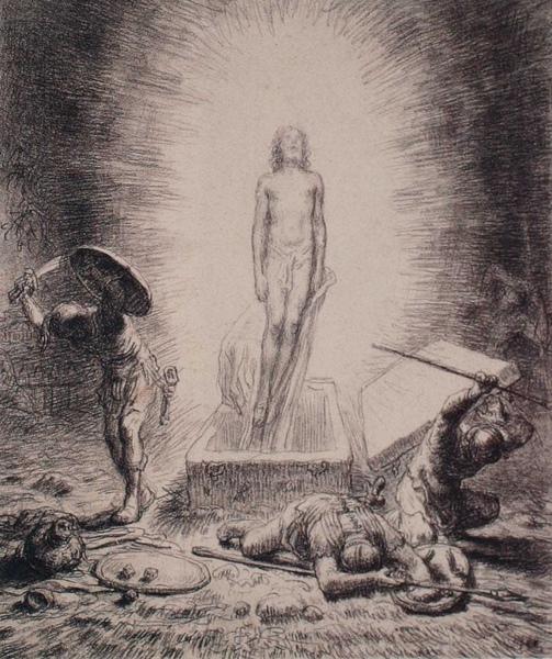 Millet_c.1863-66_The resurrection of Christ_(0016.64b).JPG