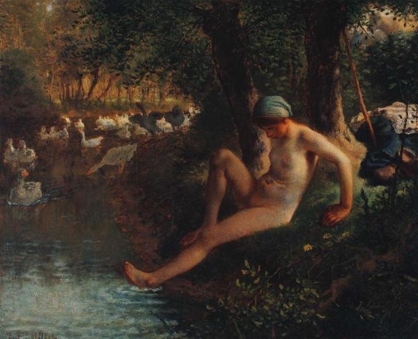 Millet_c.1863_Goose girl bathing_(0016.33b).JPG