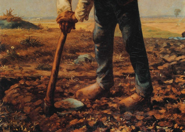 Millet_c.1863_Man with a hoe_detail(2)_(0016.23a).JPG