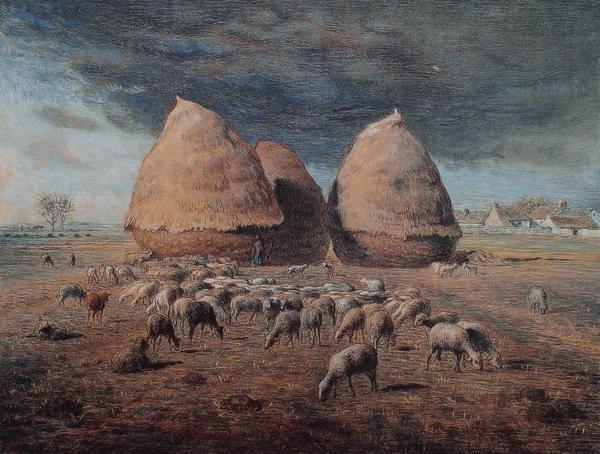 Millet_c.1866_The haystacks_(0016.120a).JPG