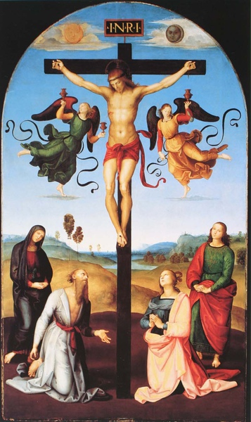 Raphael_1503-4_Crucifixion with Two Angels_280x165cm.JPG