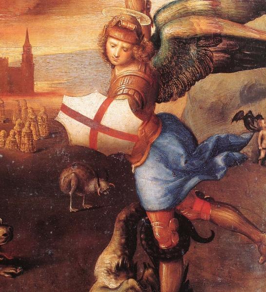 Raphael_1504_Saint Michael and the Devil_detail(1).jpg