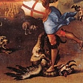 Raphael_1504_Saint Michael and the Devil_detail(2).jpg