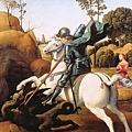 Raphael_1506_Saint George and the Dragon_29x21cm.JPG