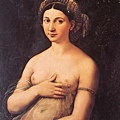 Raphael_1520_Portrait of a Young Woman(La Fornarina)_85x60cm.JPG