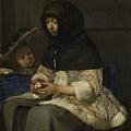 Gerard ter Borch_ca.1660_削蘋果的女人_detail(3).jpg