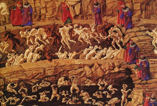 Sandro Botticelli_ca.1495_淫媒和色情騙子.JPG