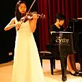 姿廷的小提琴獨奏