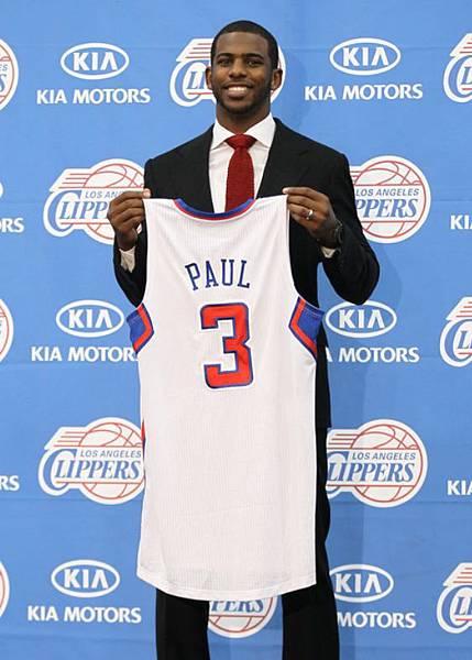 #3 - 克里斯‧保羅 - Chris Paul