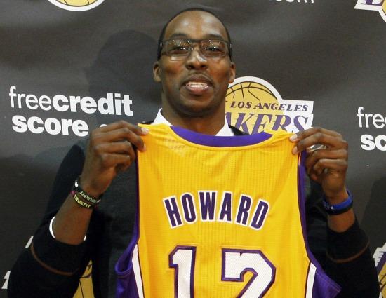 #12 - 德懷特‧霍華德 - Dwight Howard