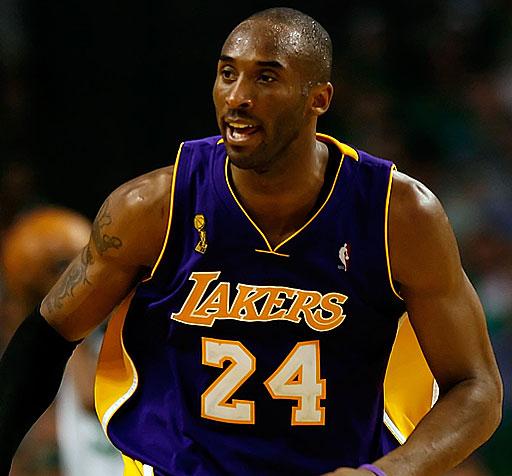 #24 - 寇比‧布萊恩 - Kobe Bryant