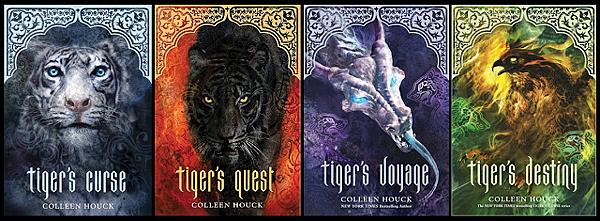 Tiger%5Cs Curse Series