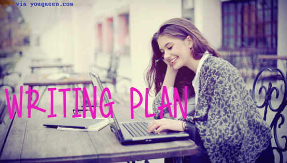 Writing Plan