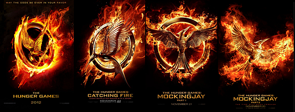 Hunger Games Series