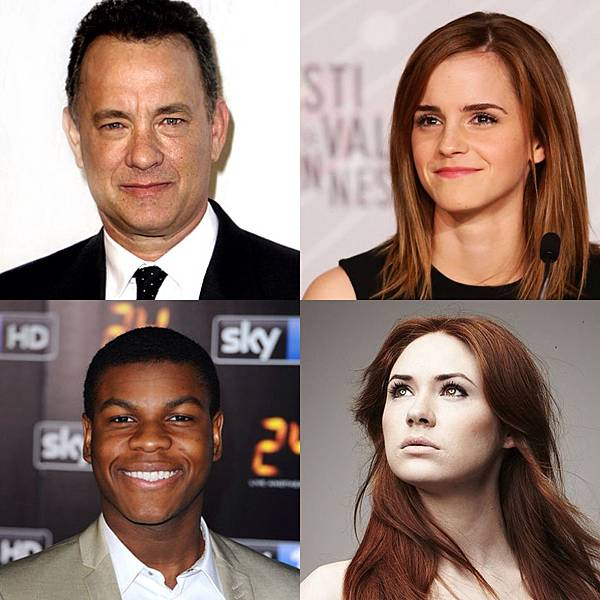 The Circle (cast)