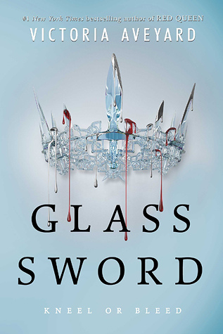 Glass Sword (Red Queen #2)