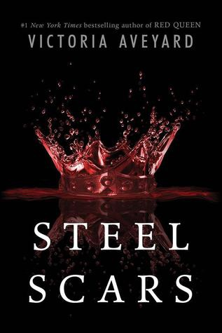 Steel Scars (Red Queen 0.2)
