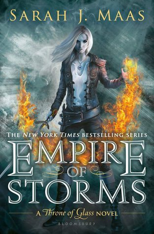 Empire of Storm(Throne of Glass #5)