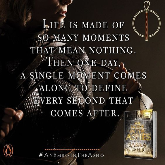 An Ember in the Ashes Quote