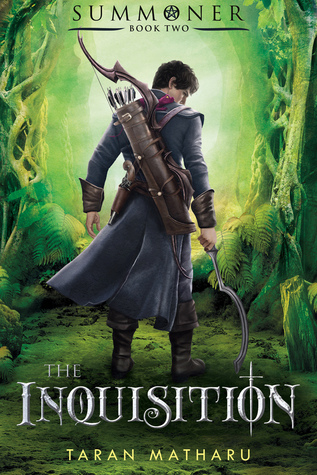 The Inquisition (Summoner, #2)