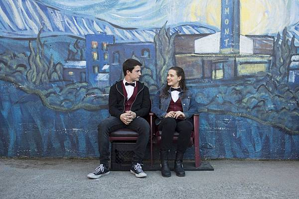 Hannah Baker  & Clay Jensen