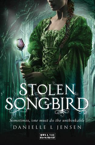 Stolen Songbird  (The Malediction Trilogy #1)
