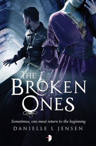 The Broken Ones (The Malediction Trilogy 0.6)