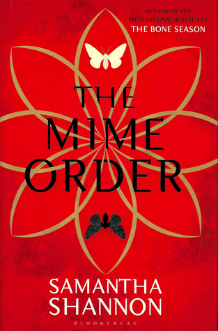 The Mime Order (The Bone Season #2).jpg