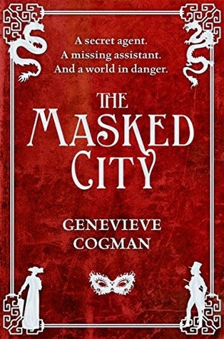 The Masked City (The Invisible Library #2).jpg