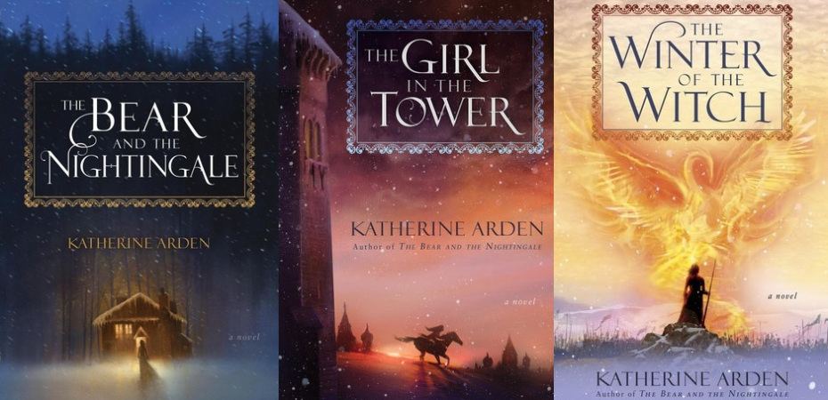 Winternight Trilogy  by Katherine Arden.jpg