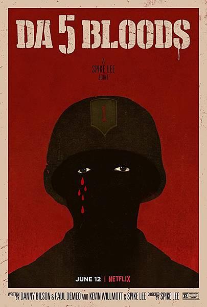誓血五人組 Da 5 Bloods (Netflix 電影) cover 2.jpg