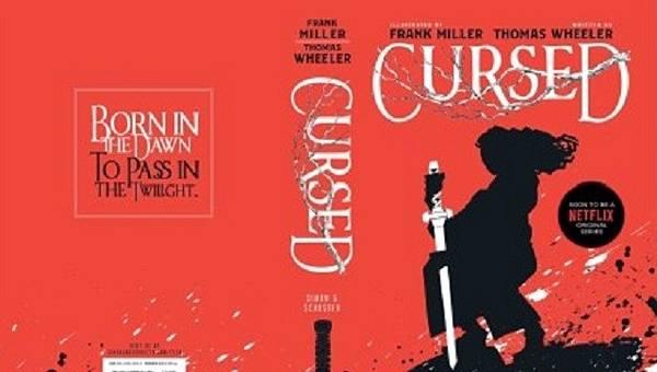 天命之咒 Cursed  (Netflix 影集) book.jpg